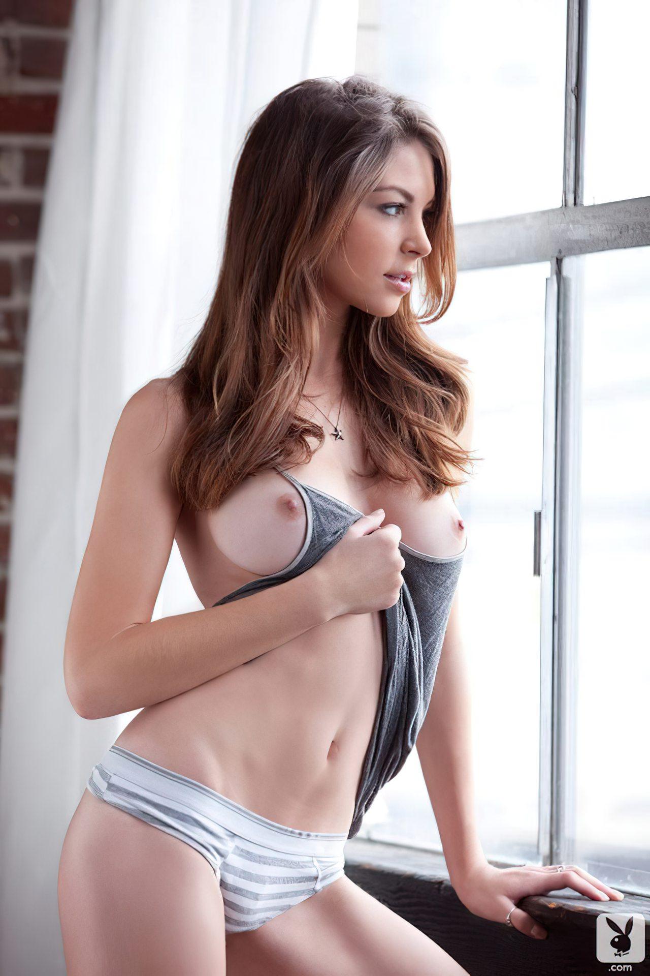 Modelo da Playboy