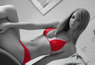 Bikini Vermelho