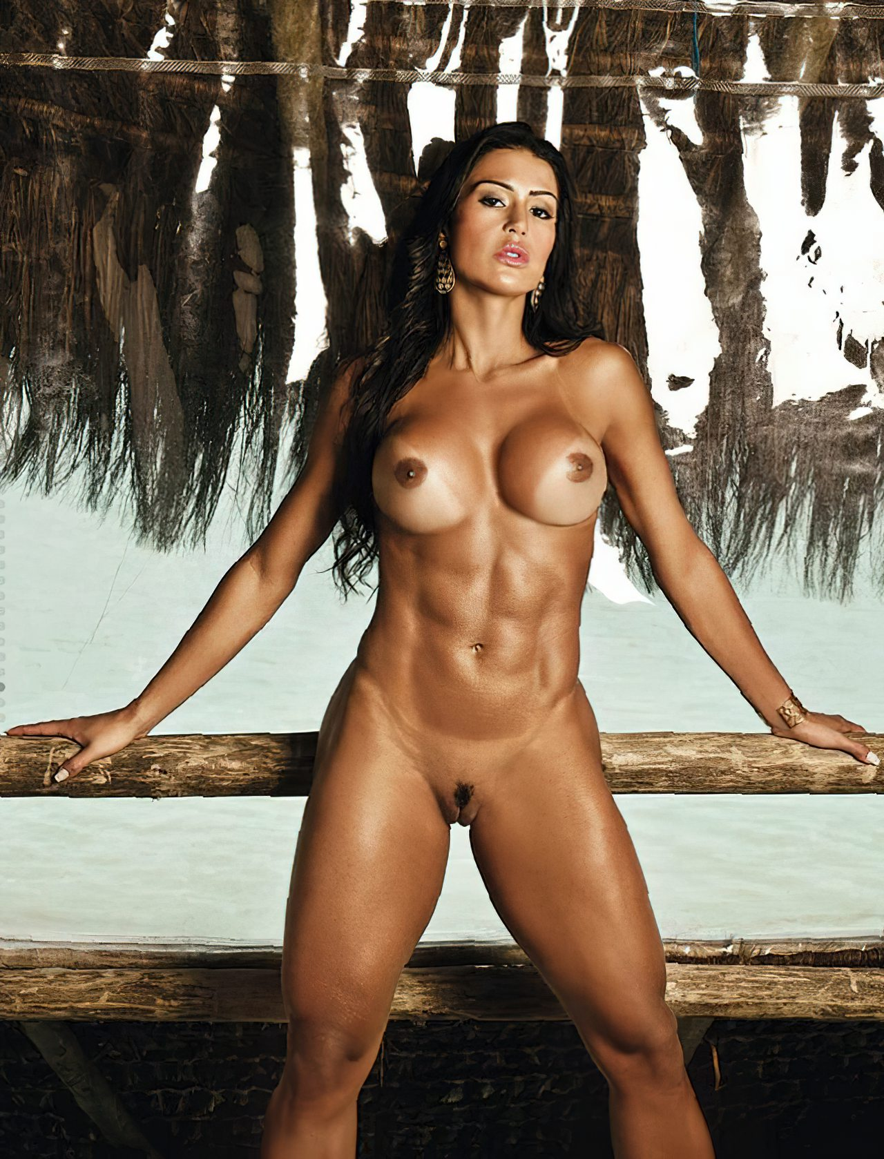 Brasileira Musculosa
