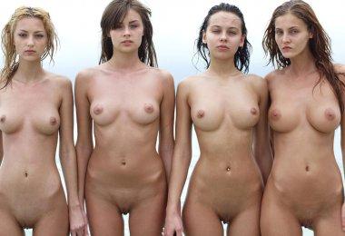 Mulheres Nuas