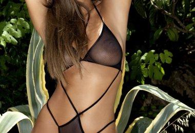 Bikini Transparente