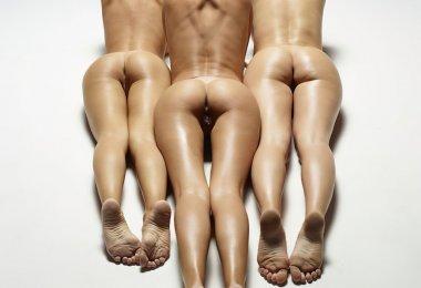3 Mulheres Nuas