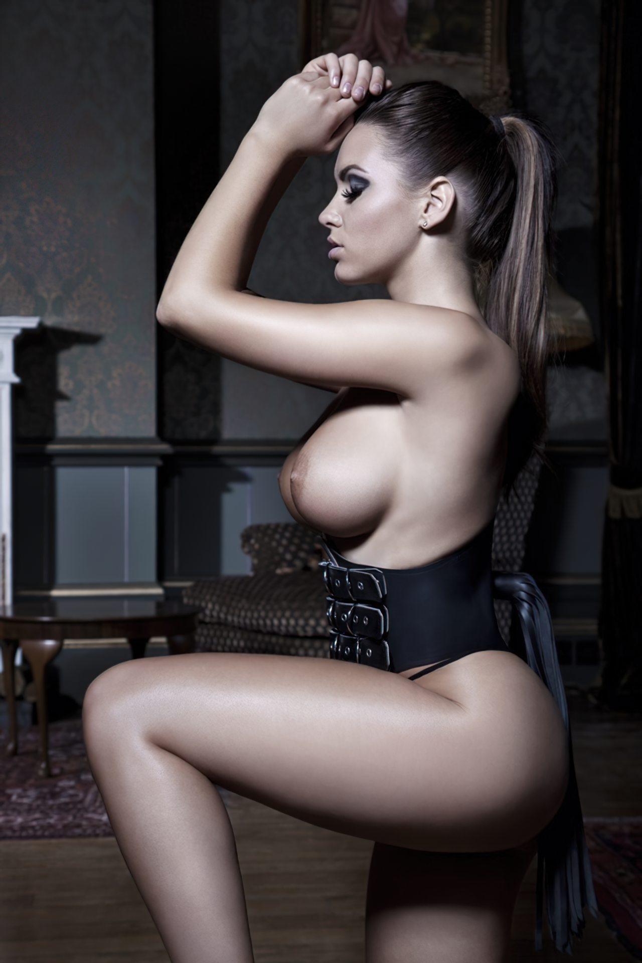 Mulher com Corpo Magnífico