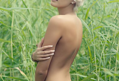 Mulher Sensual Nua