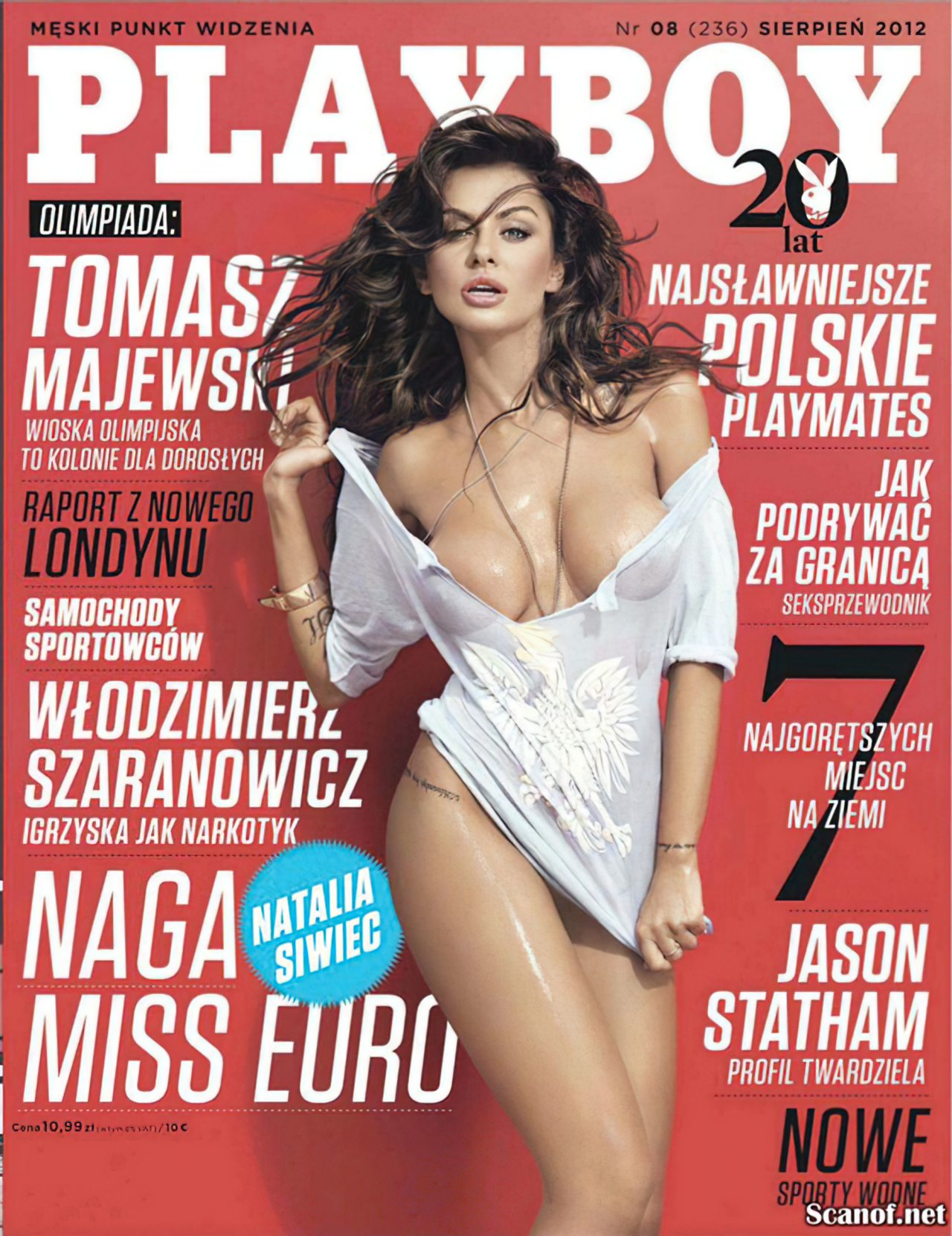 Natalia Siwiec Playboy (1)
