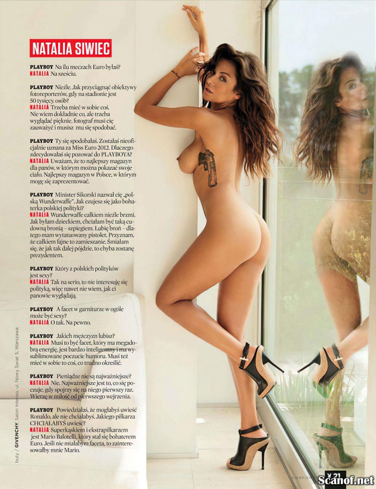 Natalia Siwiec Playboy (3)