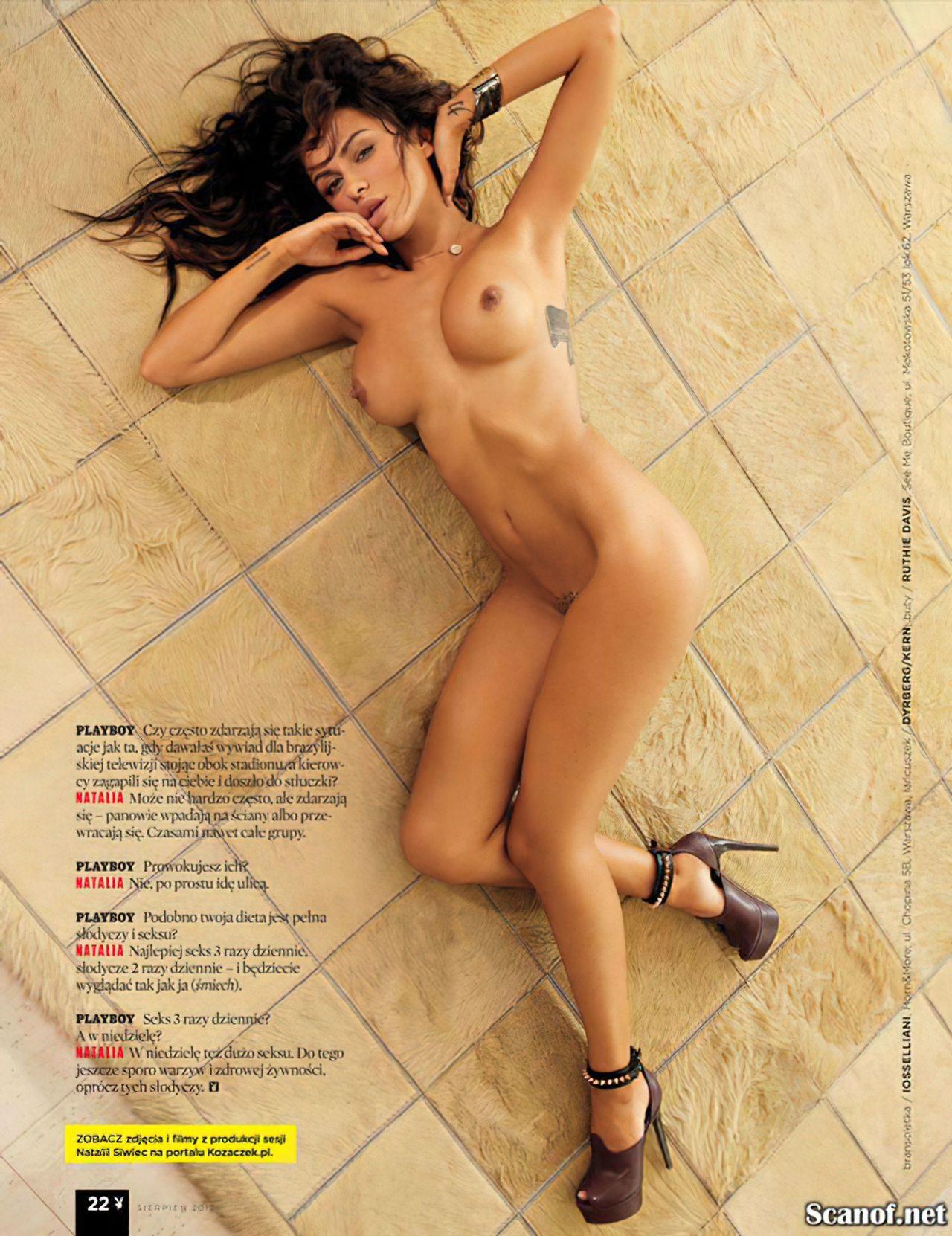 Natalia Siwiec Playboy (4)