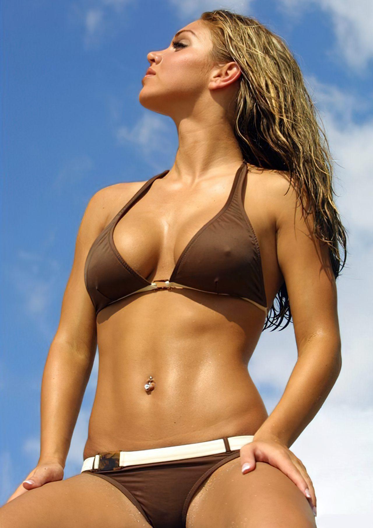 Mulher em Bikini