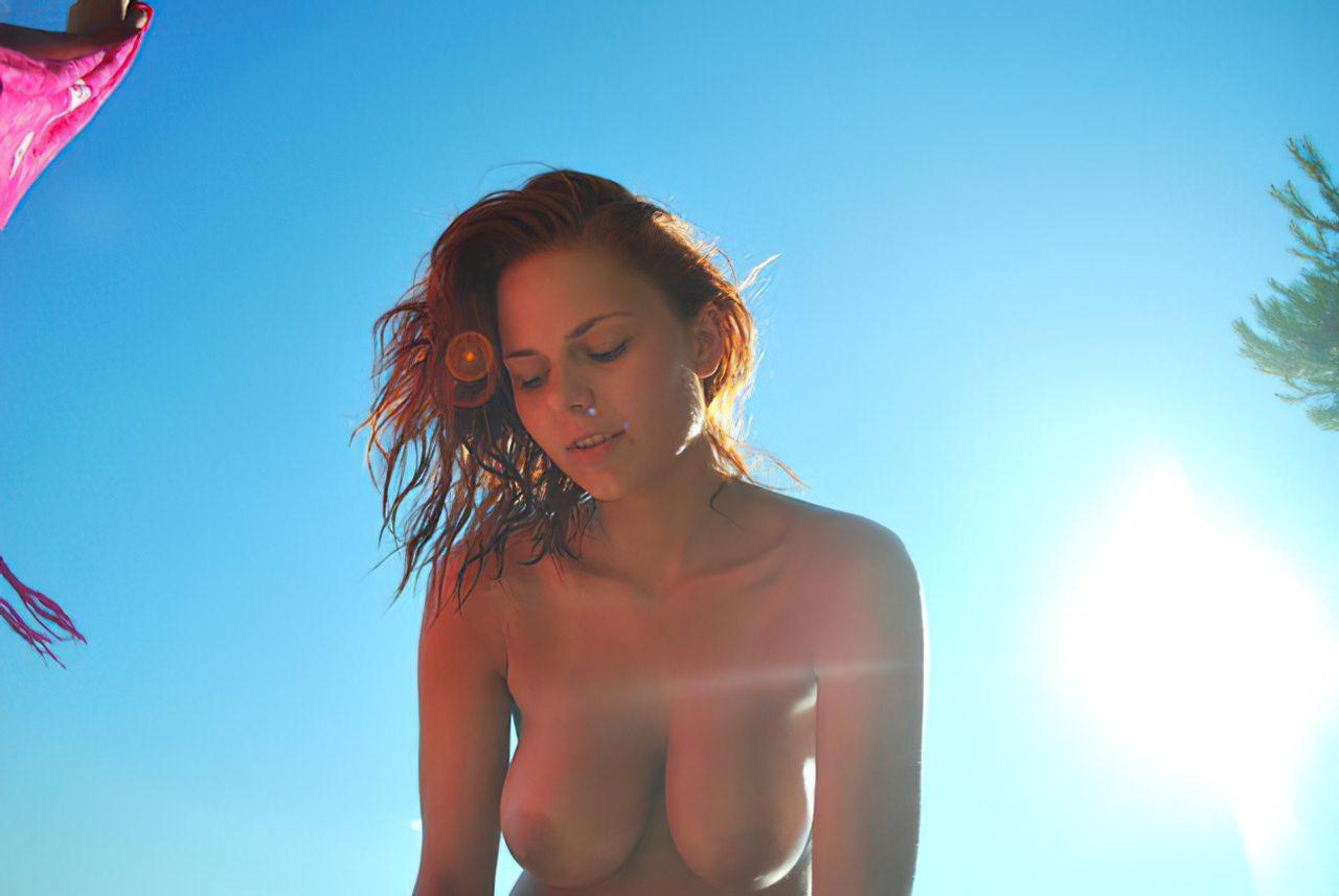 Topless na Praia (16)