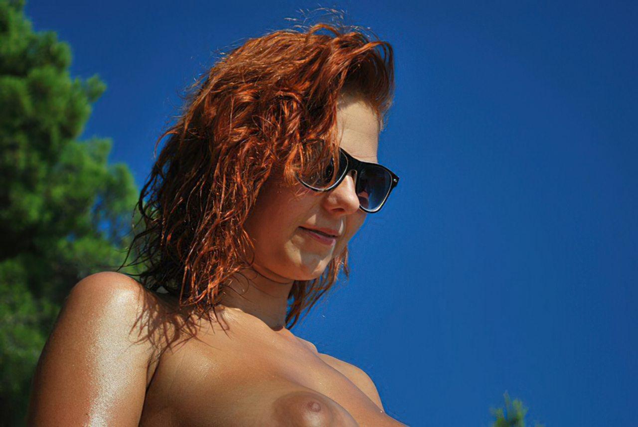 Topless na Praia (20)