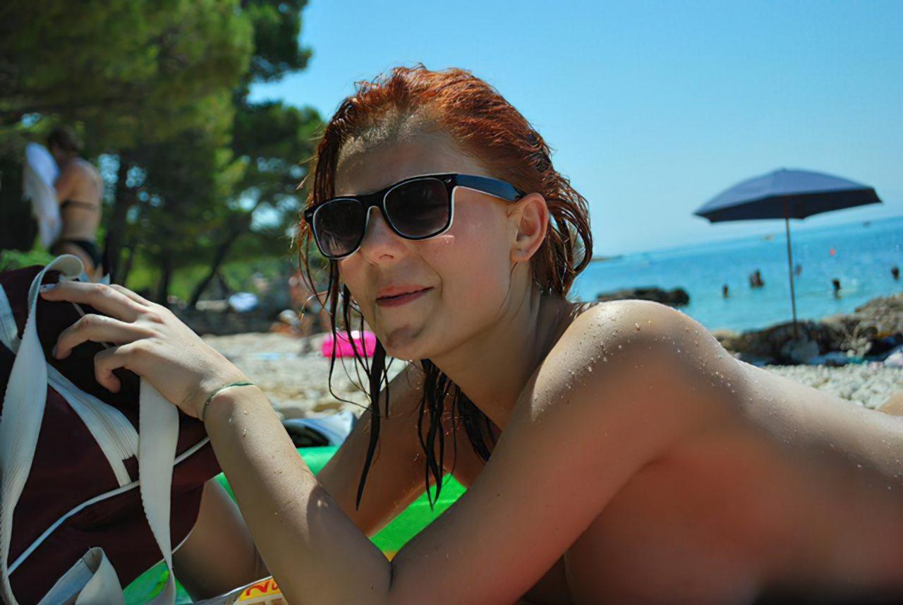 Topless na Praia (22)
