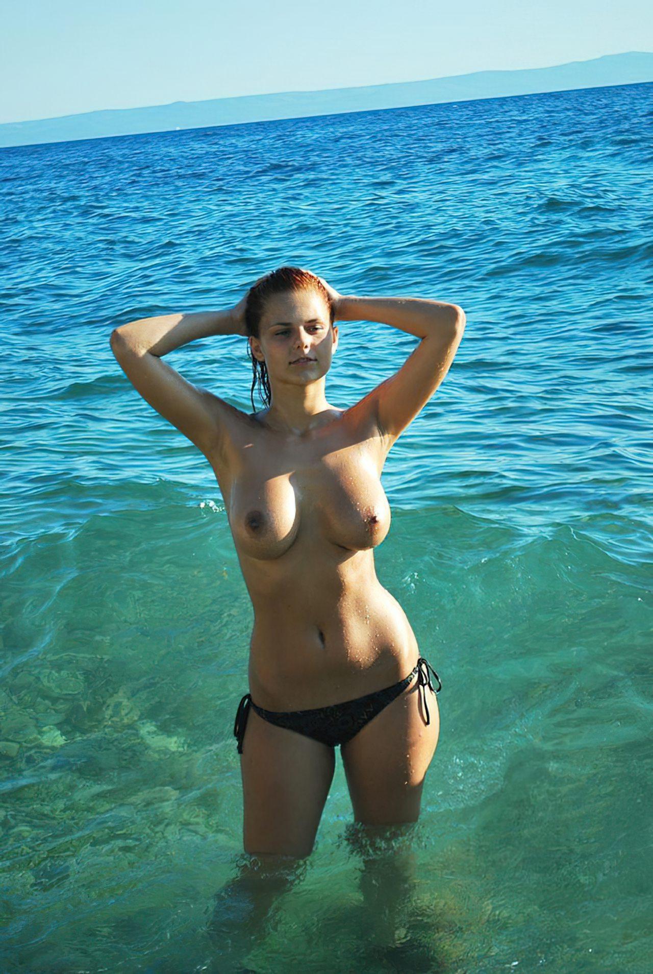 Topless na Praia (32)