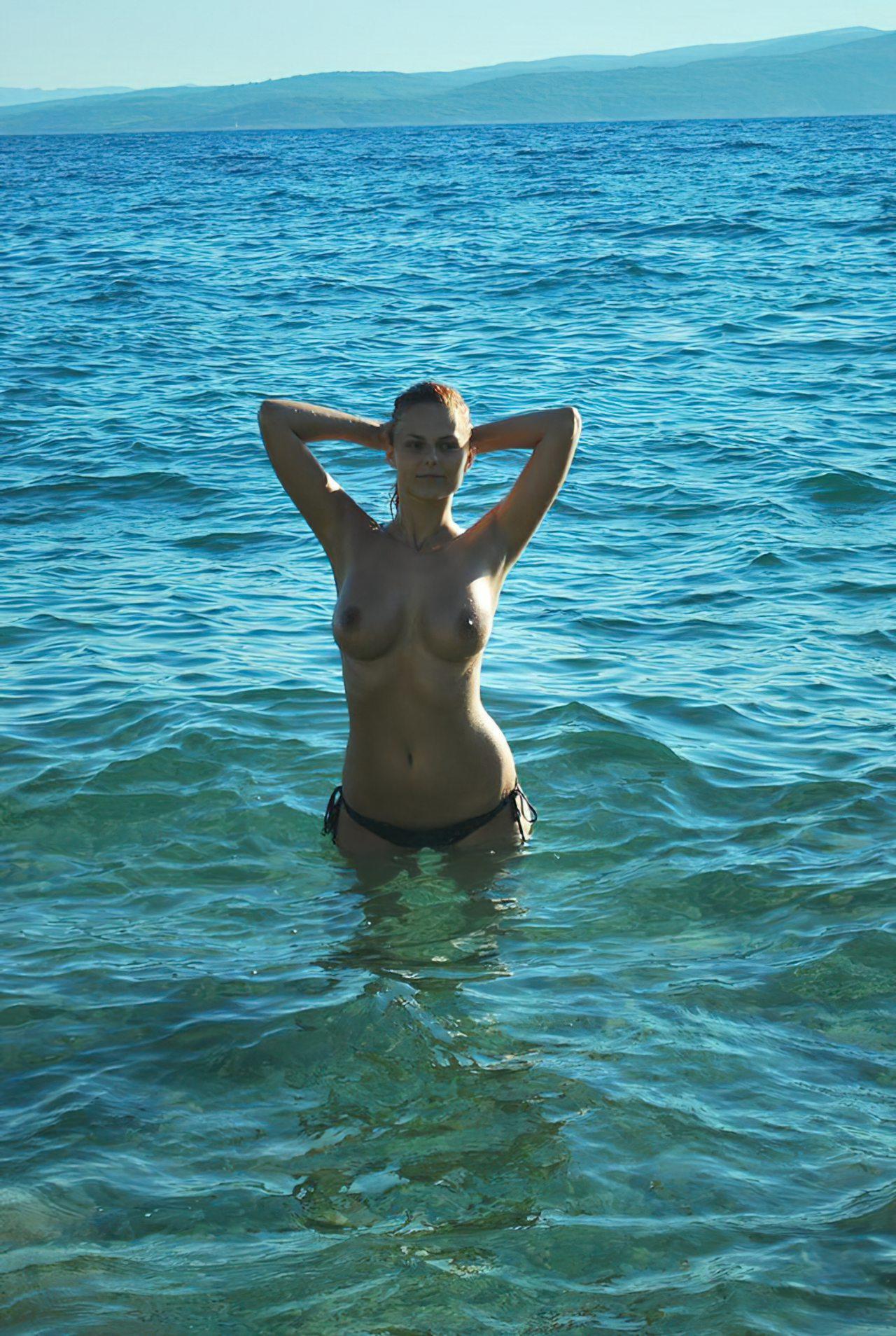Topless na Praia (39)