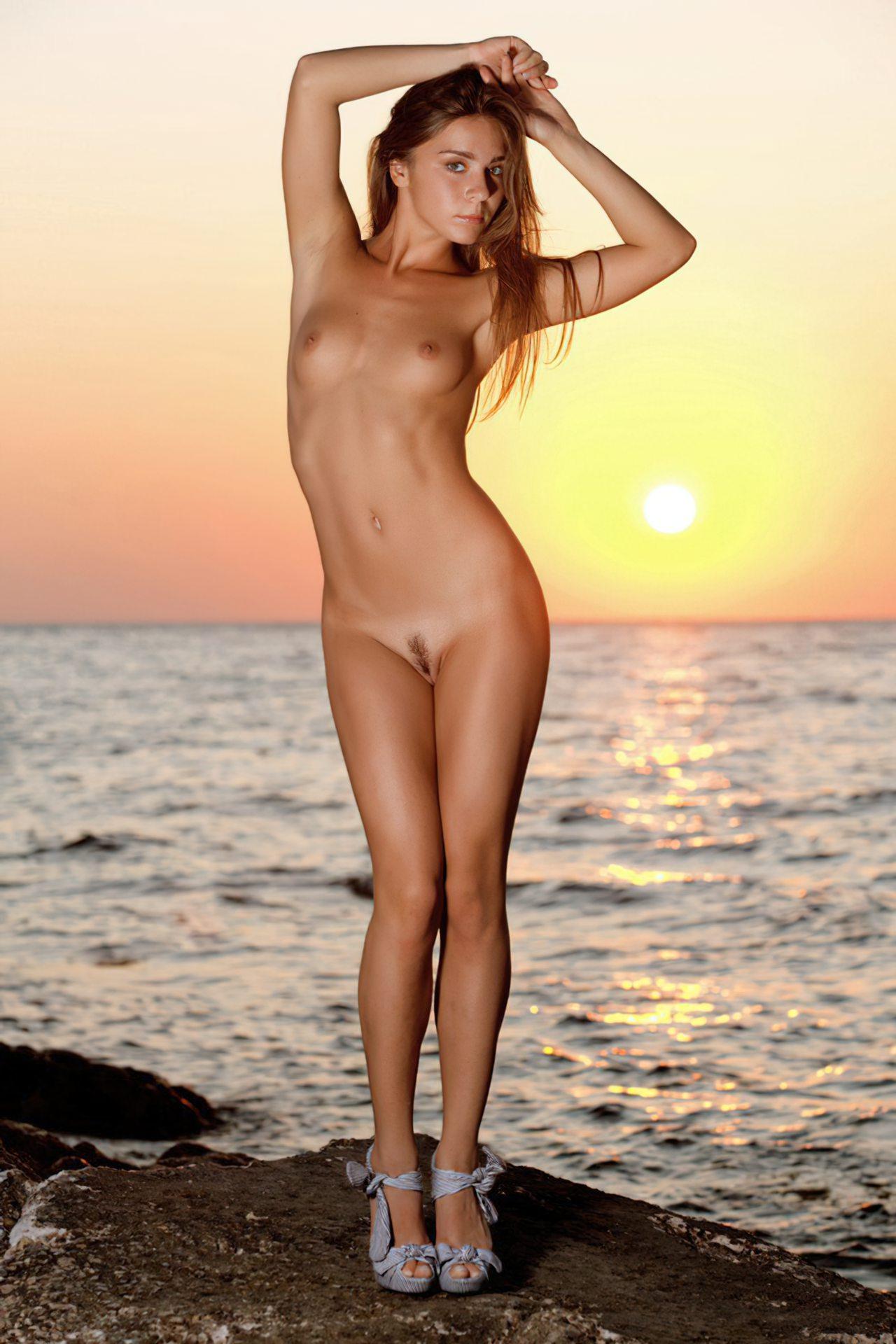 Um Lindo Por do Sol