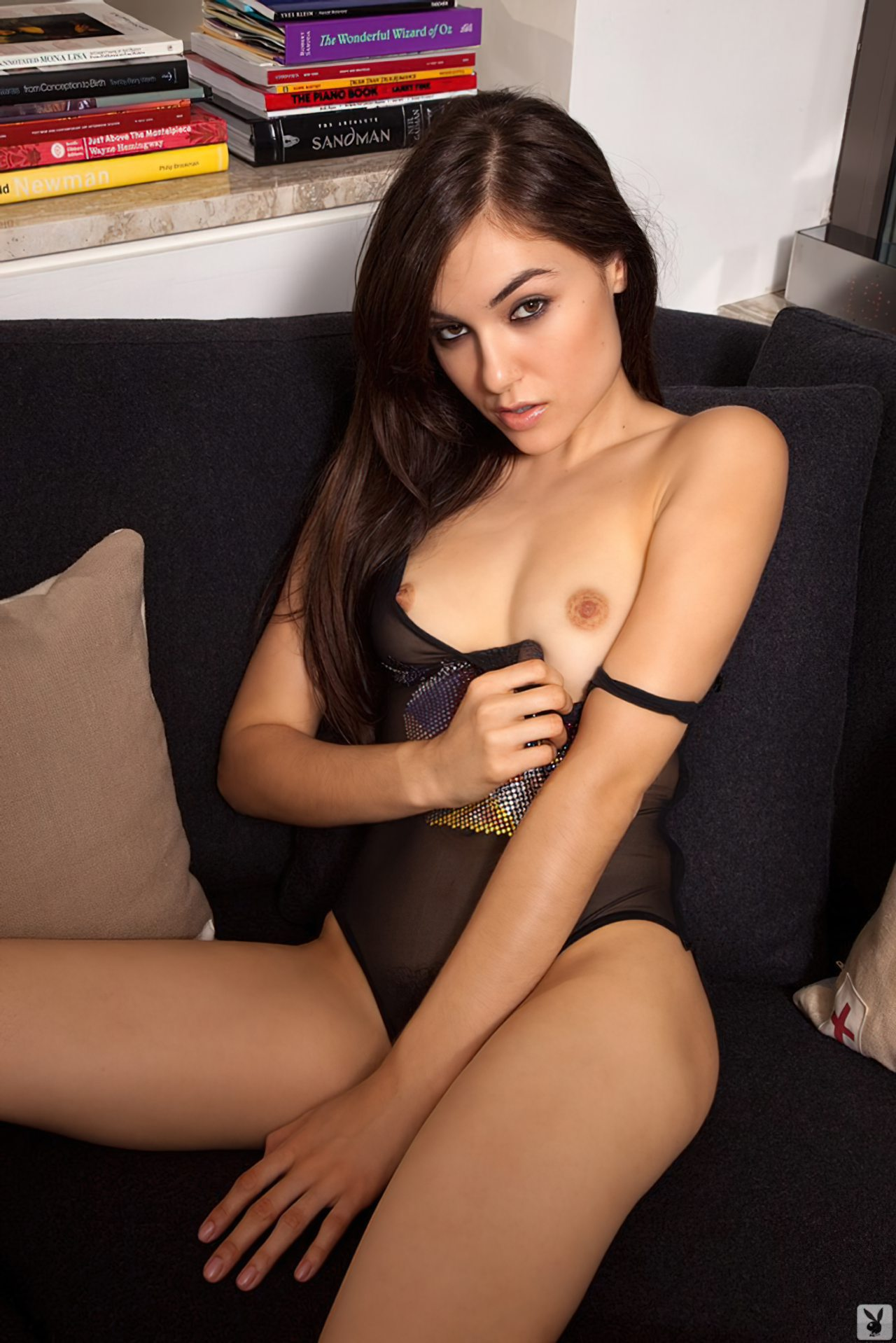 Sasha Grey na Playboy (3)