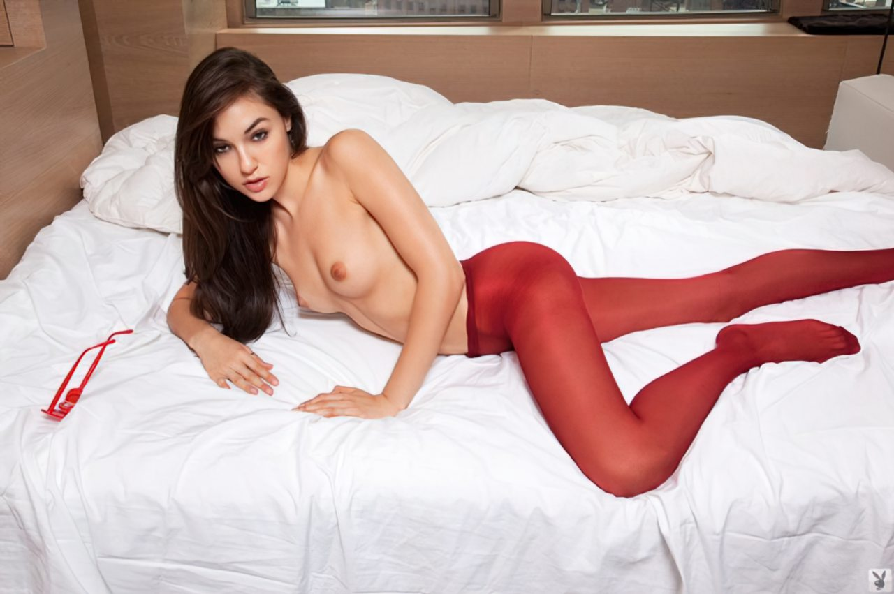 Sasha Grey na Playboy (7)