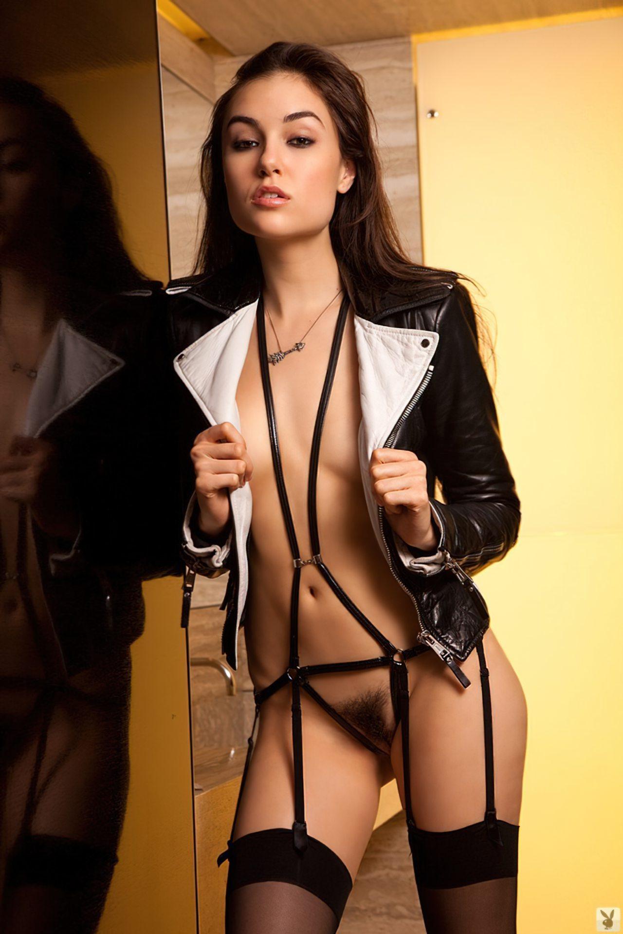 Sasha Grey na Playboy (19)