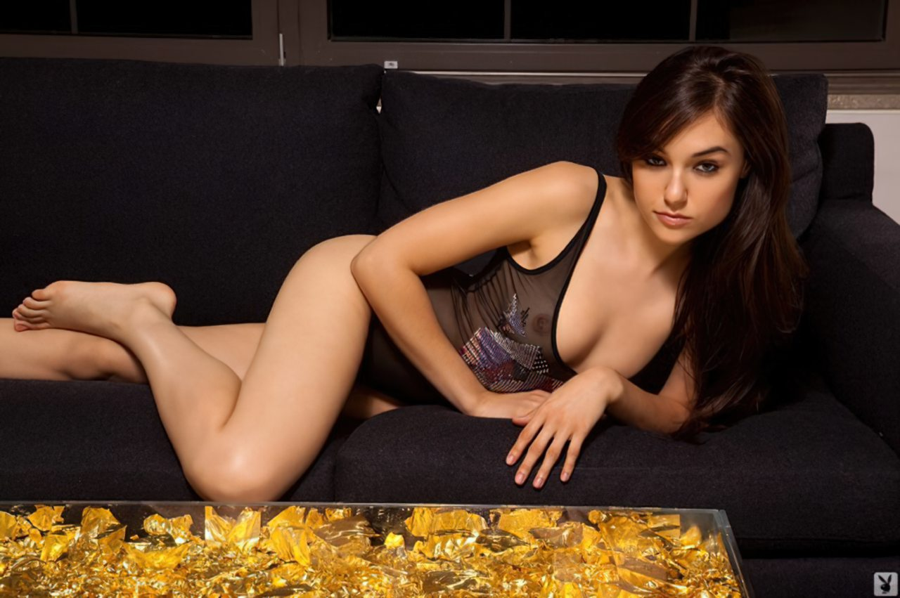 Sasha Grey na Playboy (31)