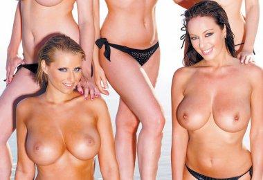 Modelos em Topless