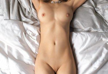 Mulher Bonita Pelada