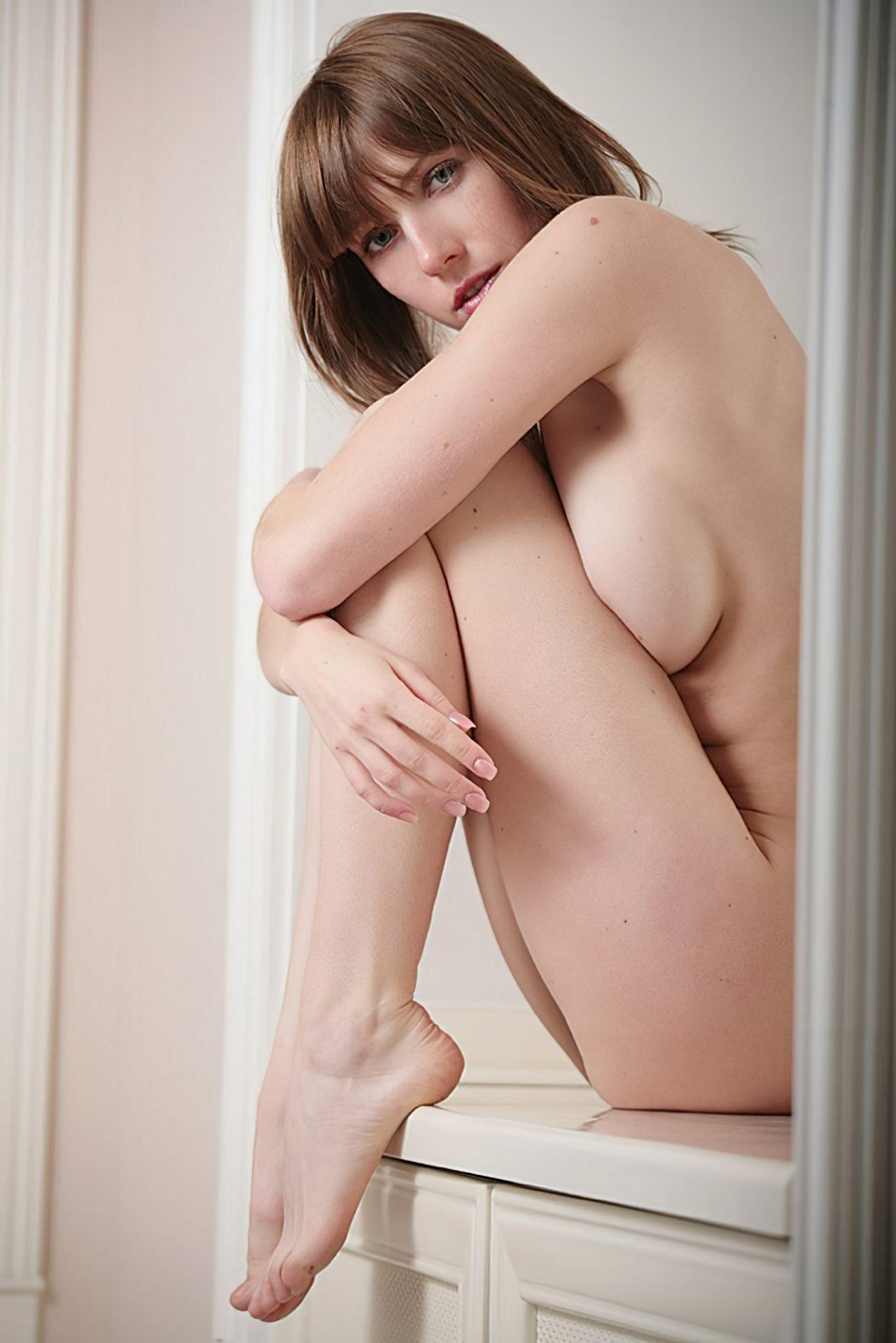 Mulher Ruiva Corpo Natural (34)