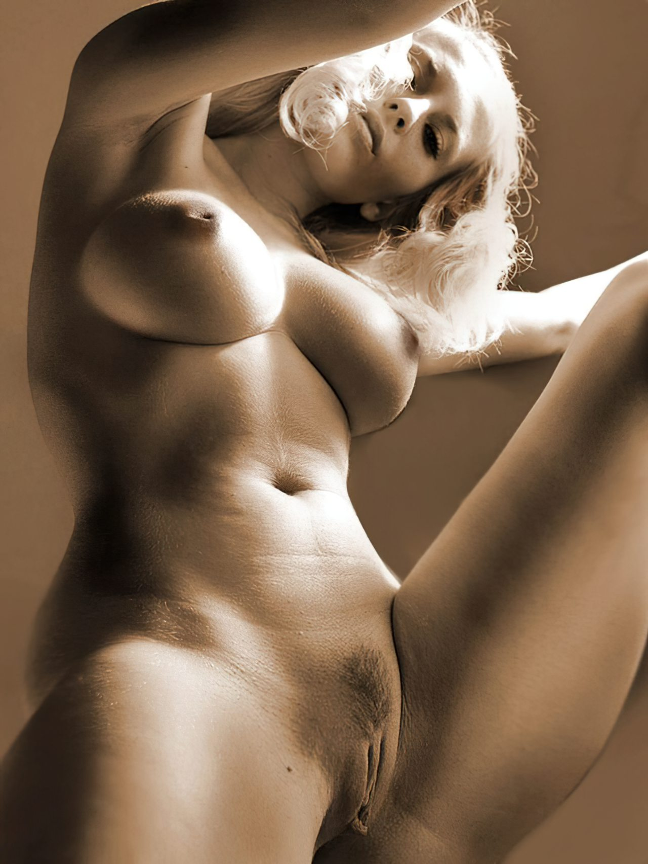 Mulher Sedutora Nua