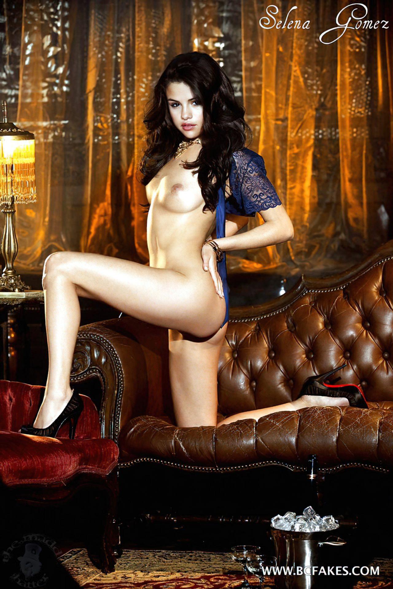 Selena Gomez Pelada (2)