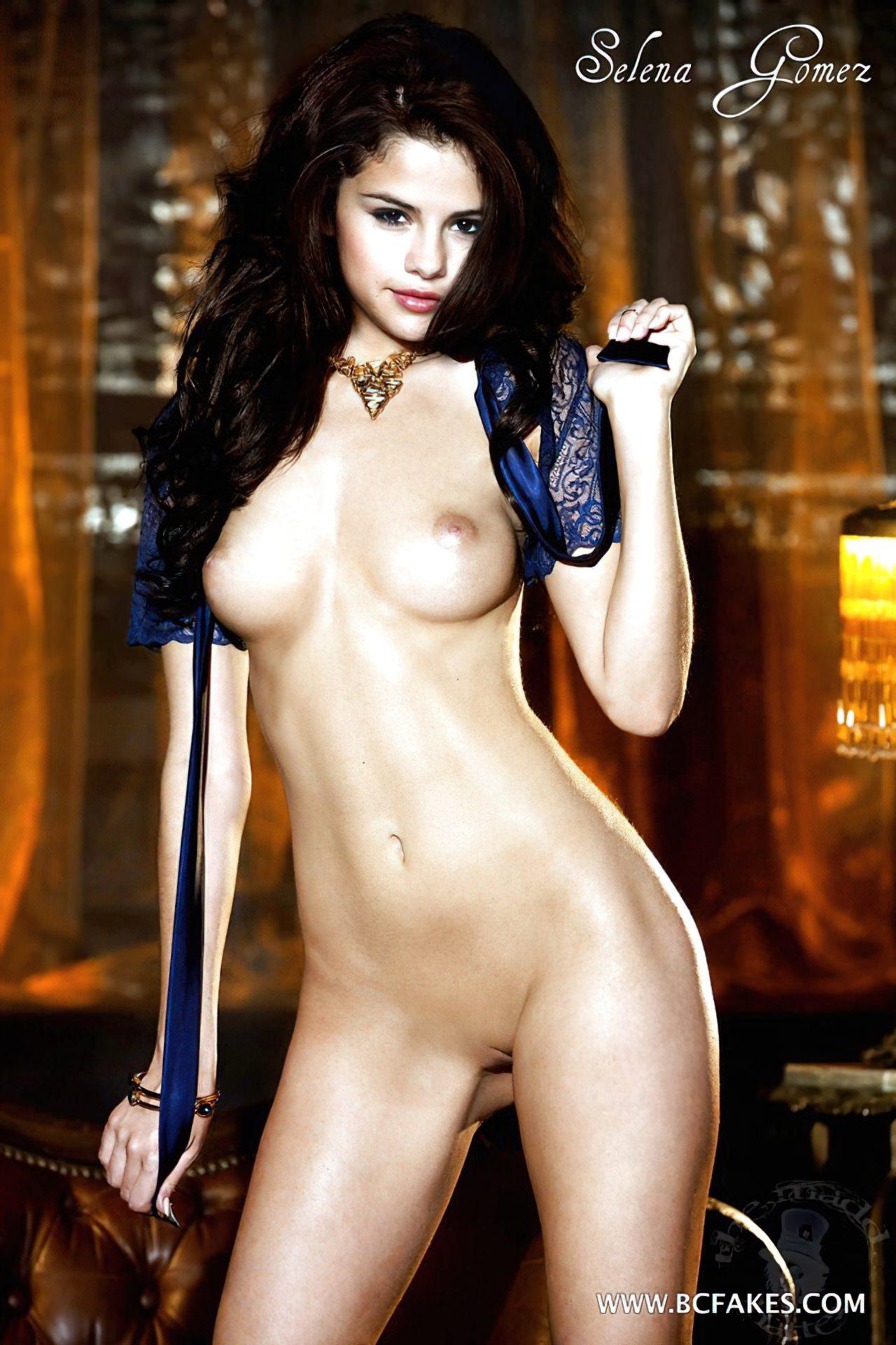 Selena Gomez Pelada