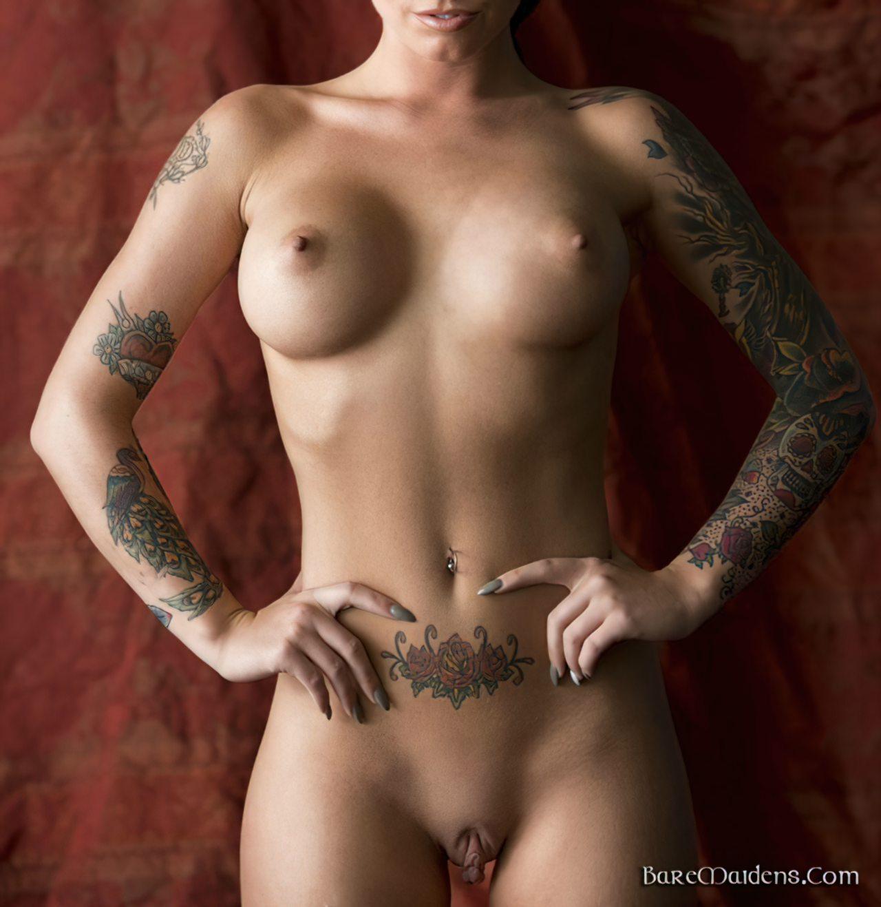 Corpo Tatuado Nu