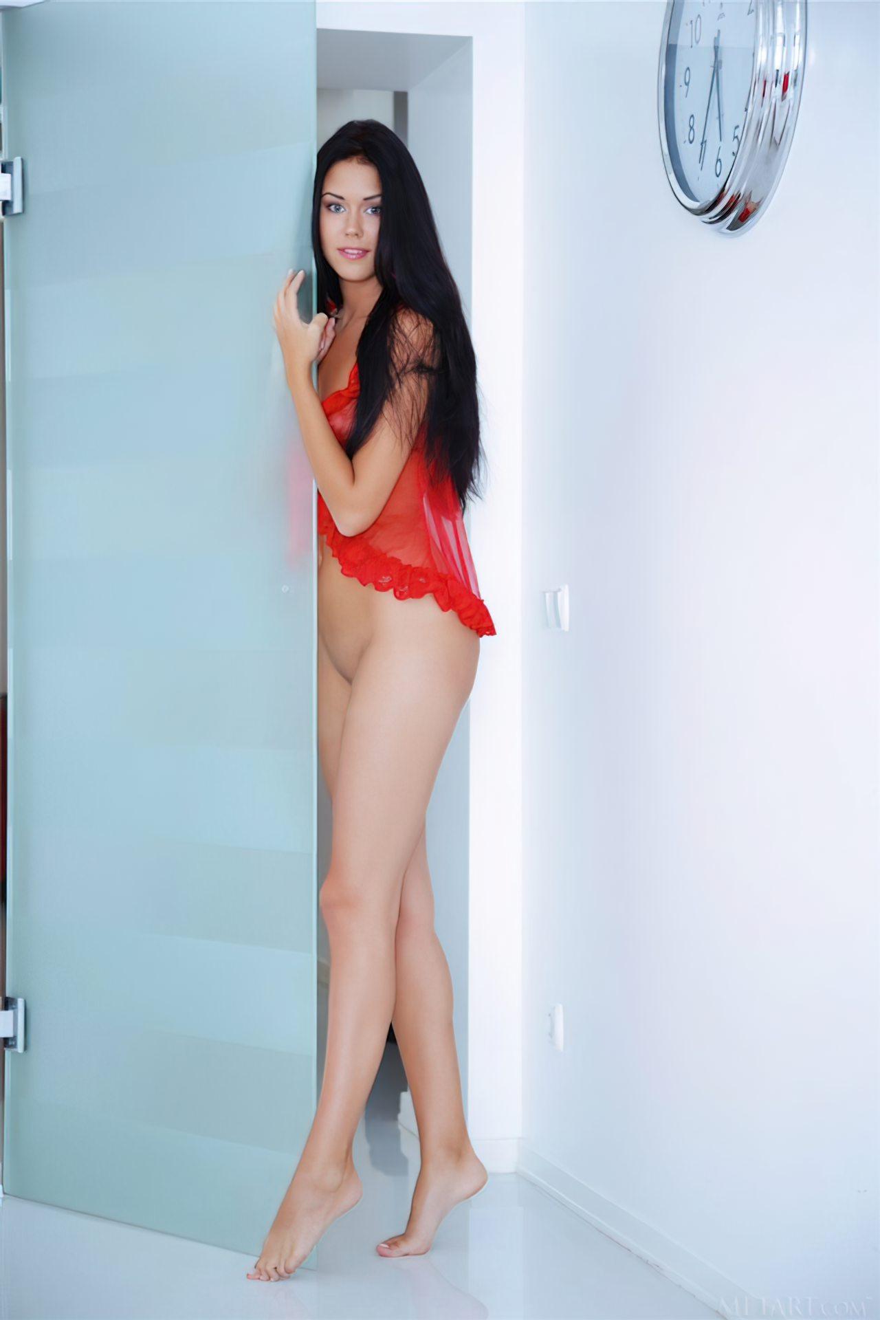 Morena Sensual Pelada (14)