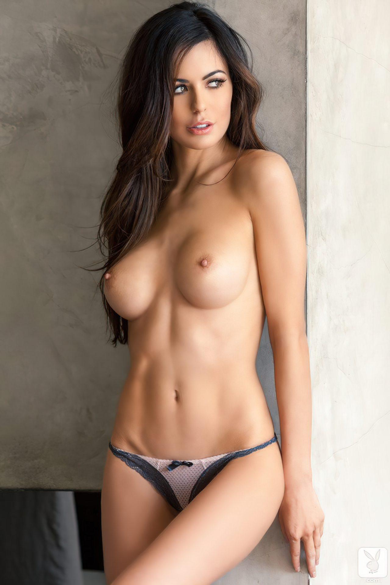 Audrey Nicole Playboy (1)