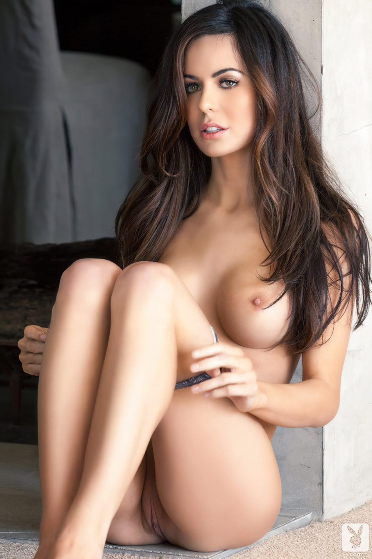 Audrey Nicole Playboy (3)