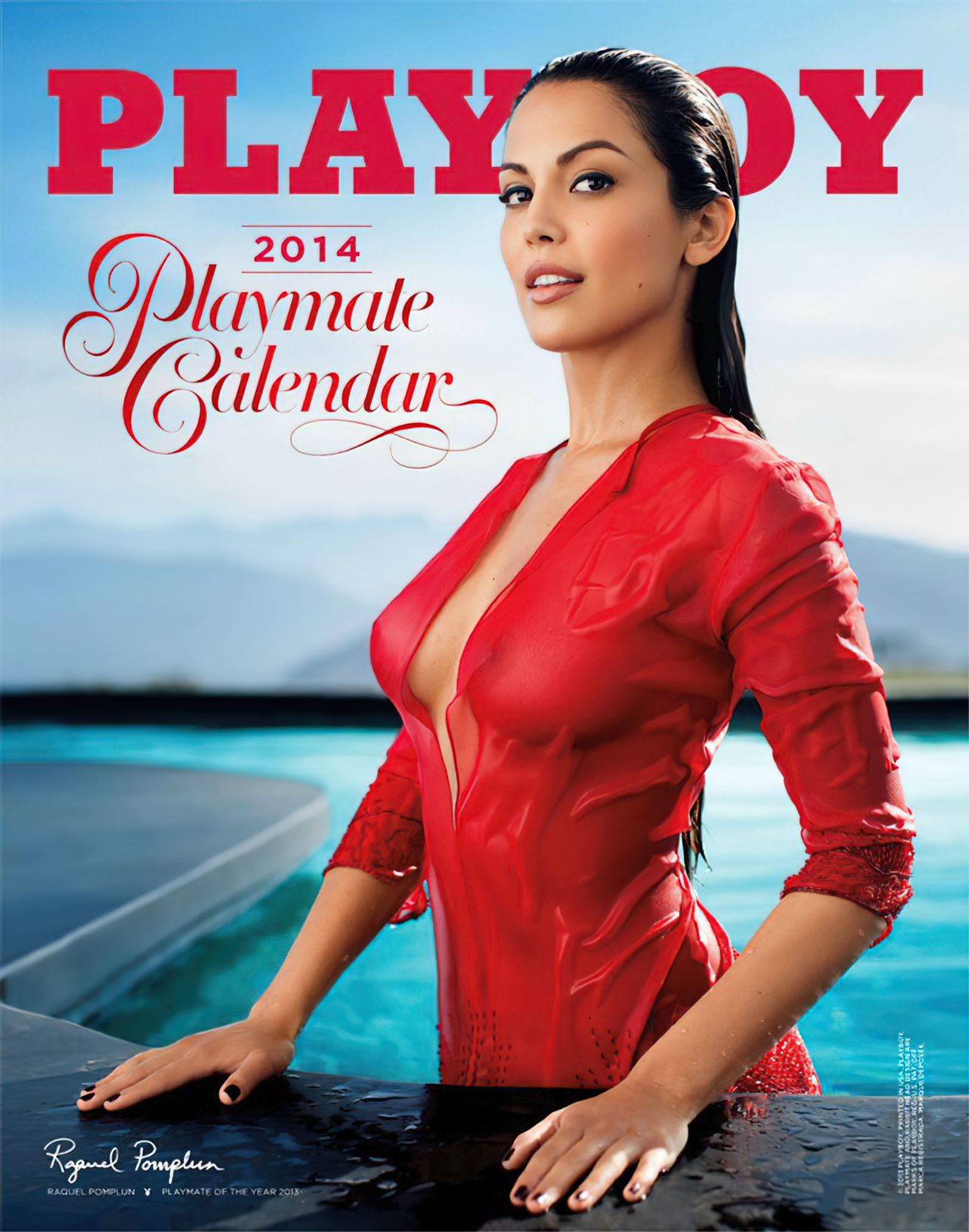 Calendário Playboy 2014 (13)
