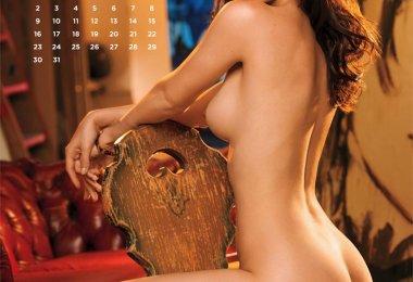 Calendário Playboy 2014 (3)