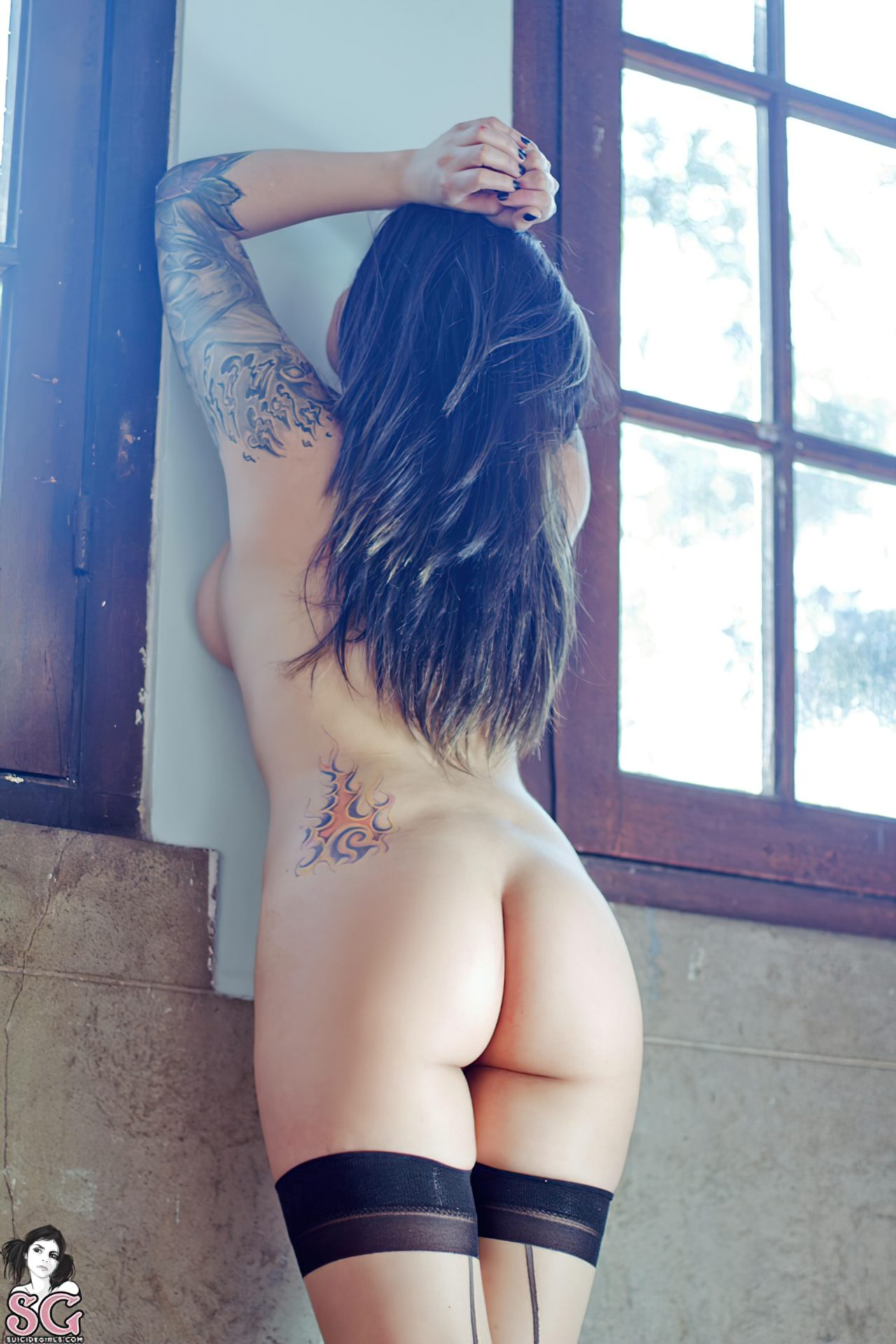 Suicide Girl (3)