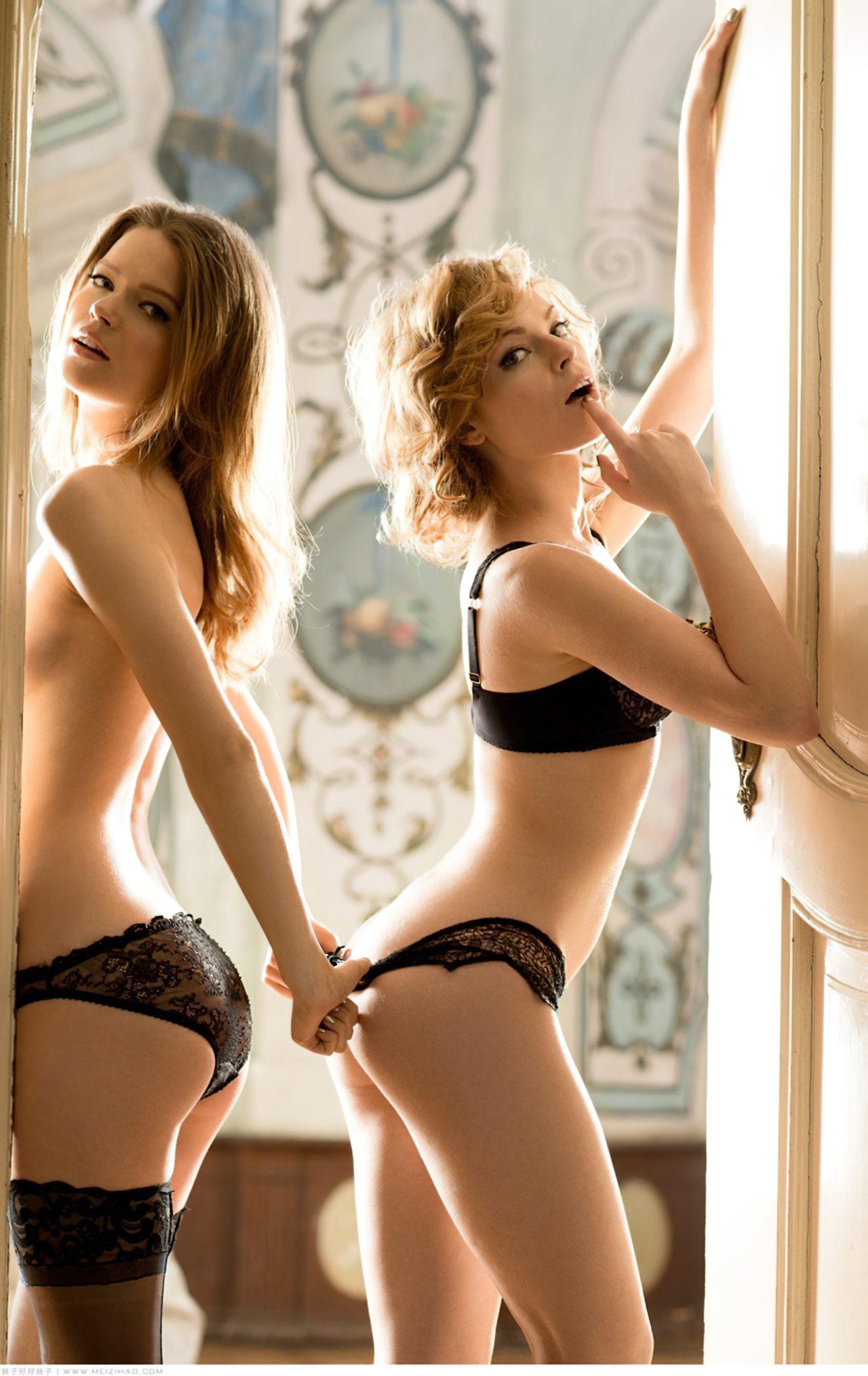 Mulheres da Playboy em Lingerie (4)