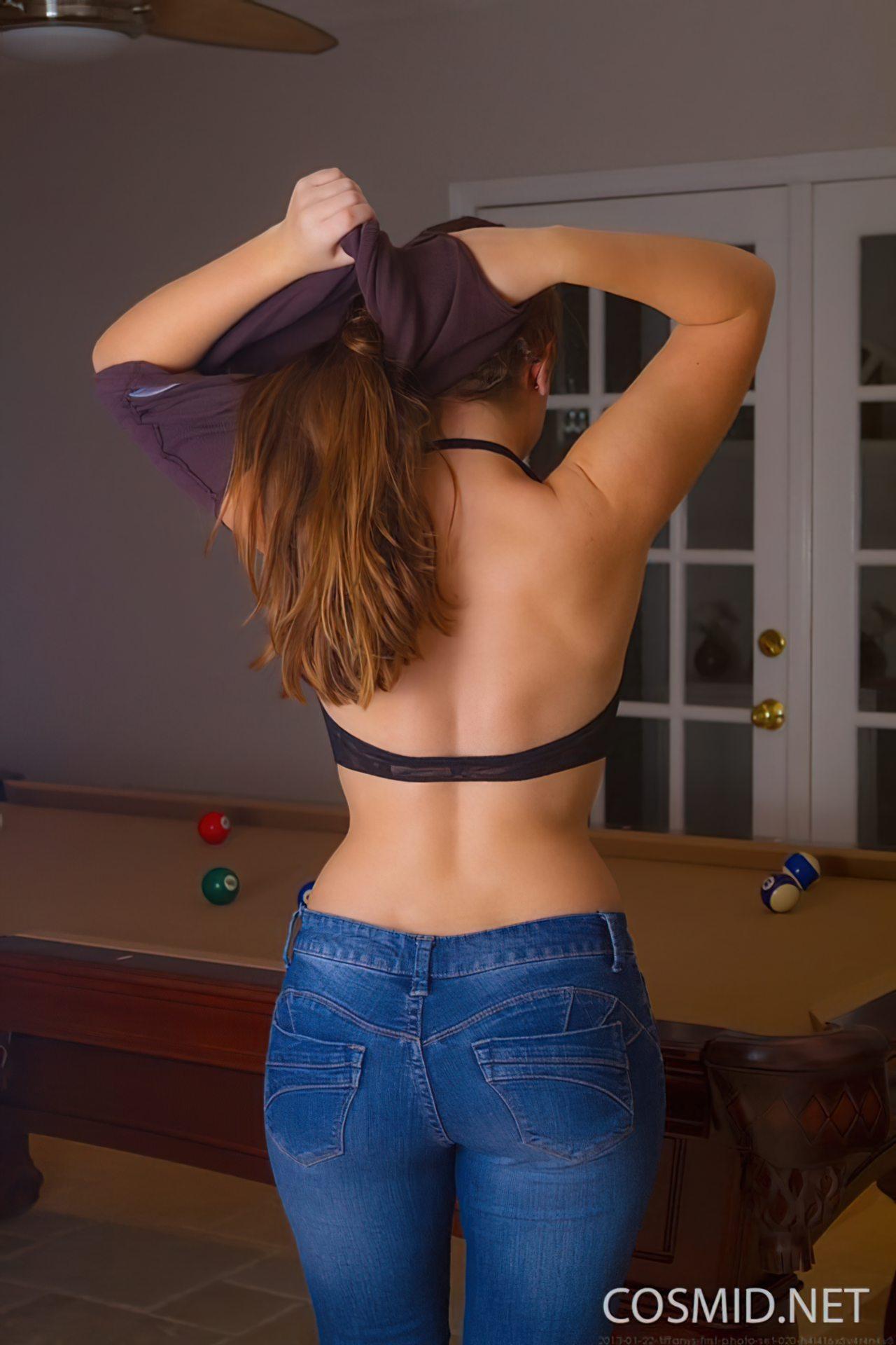 Peituda com Corpo Natural (4)