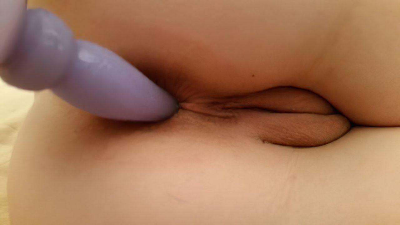 Mulher Brinquedos Anal (10)