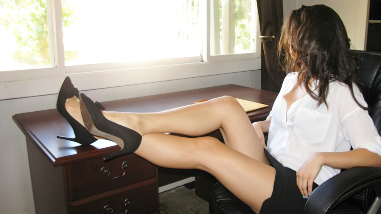 Secretária Exibicionista (1)