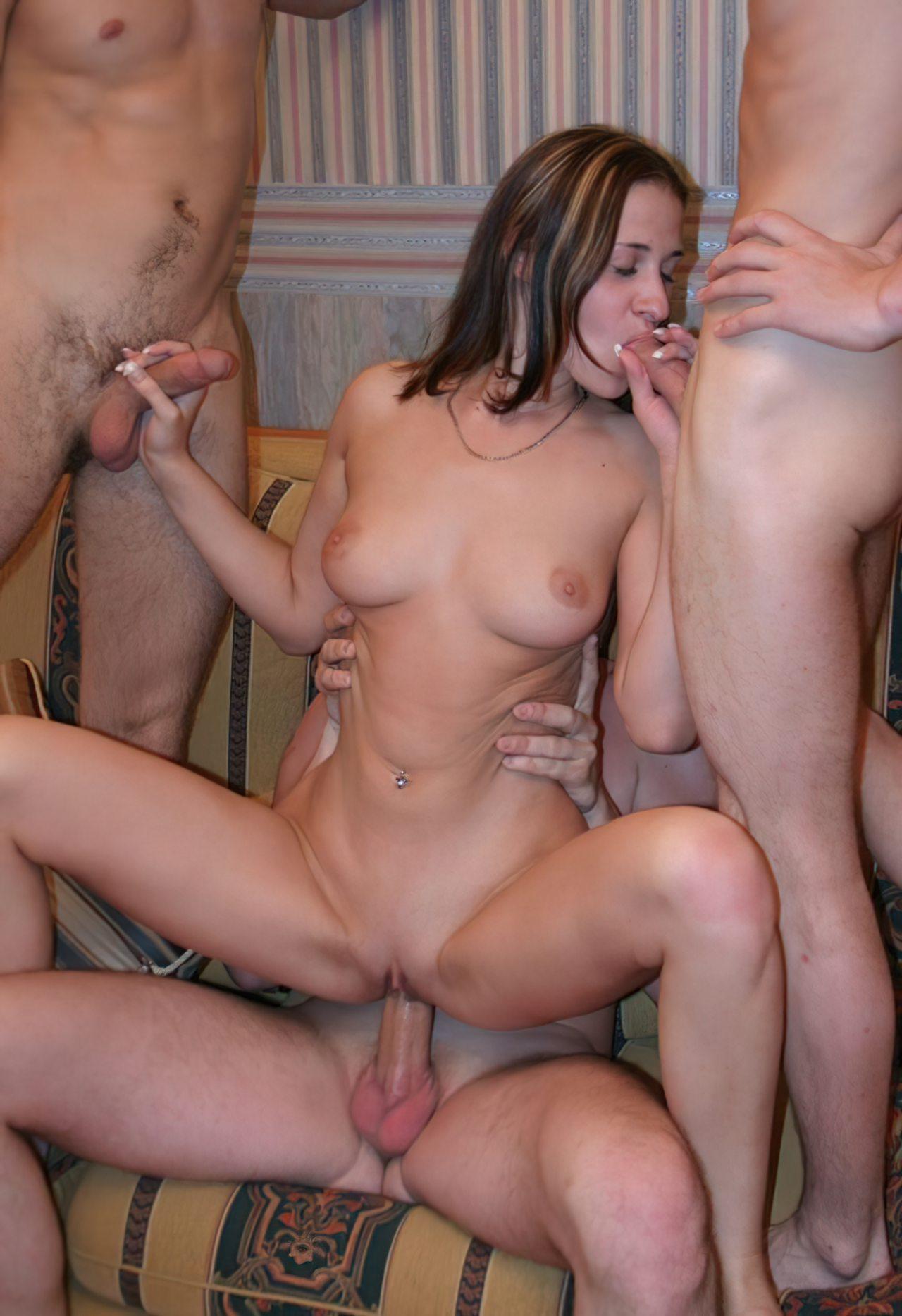 Sexo Grupal (5)