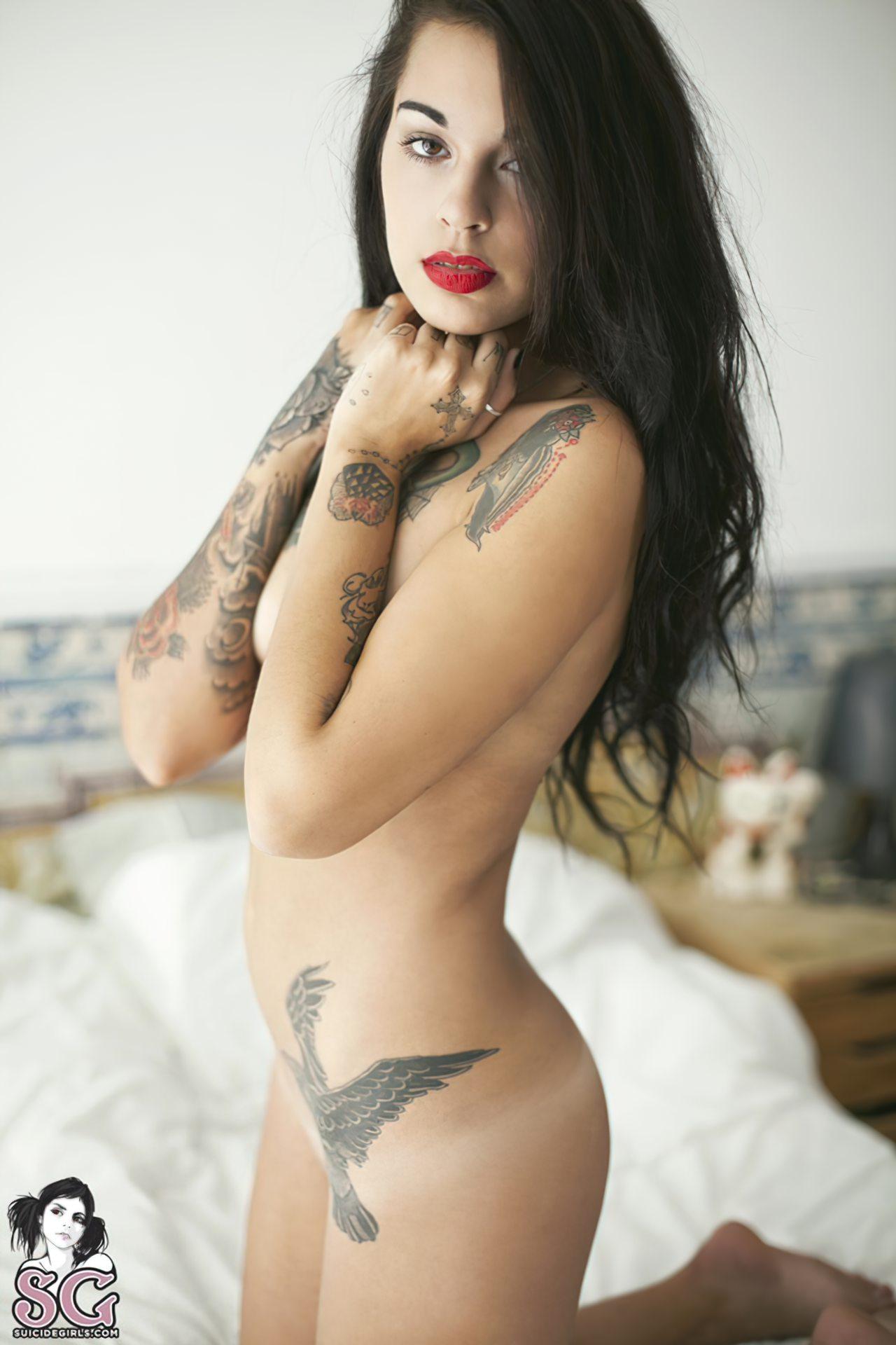 Mulher Tatuagem (5)