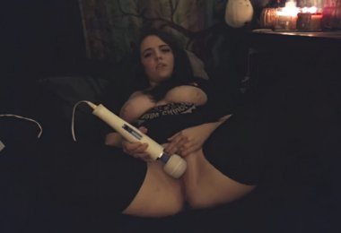 Novinha Gordinha Masturbação Webcam