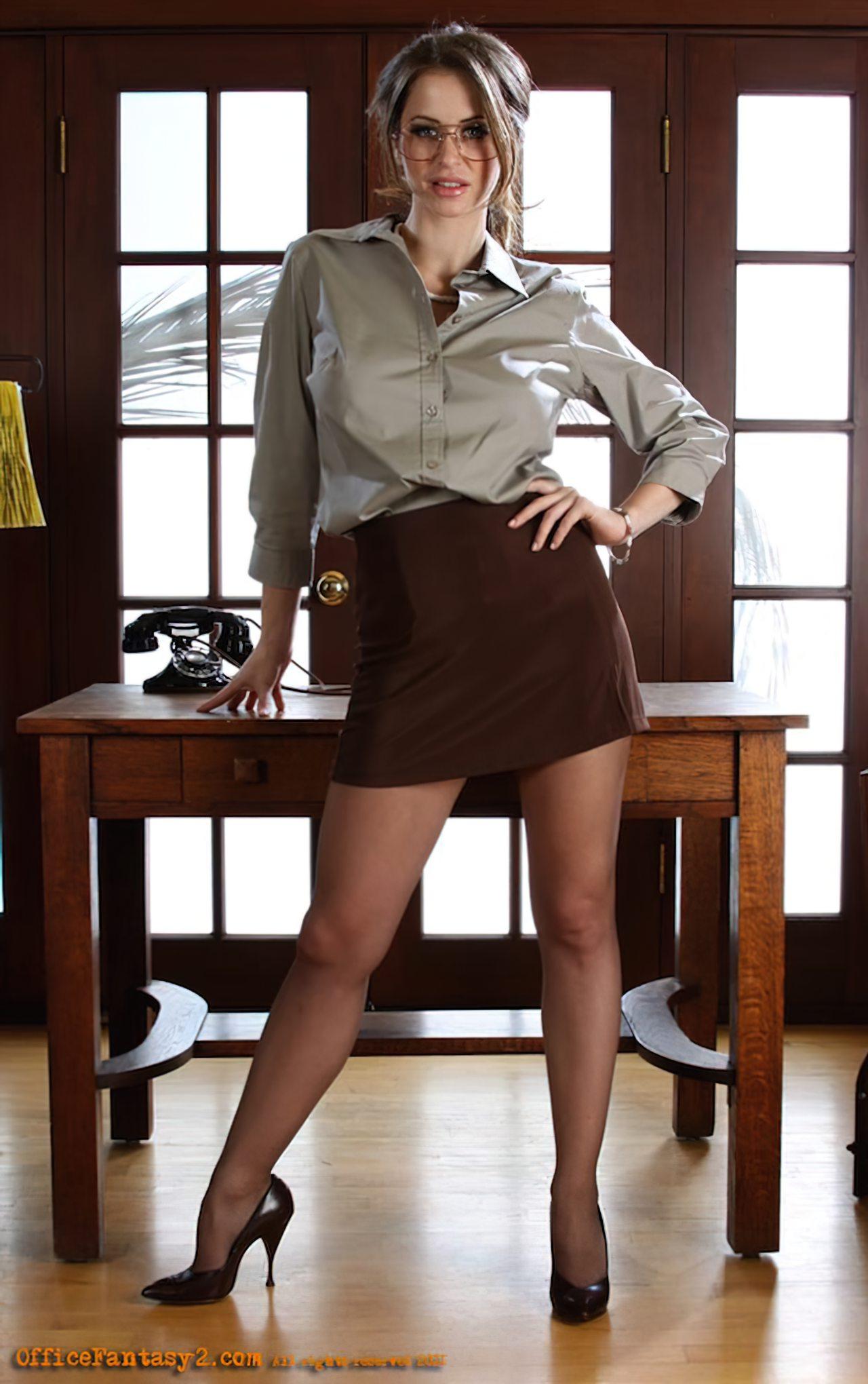 Secretária Sedutora (1)