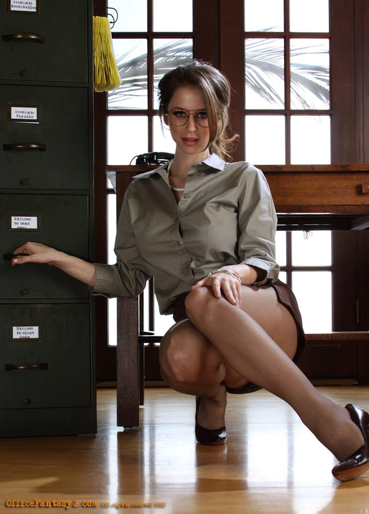 Secretária Sedutora (5)