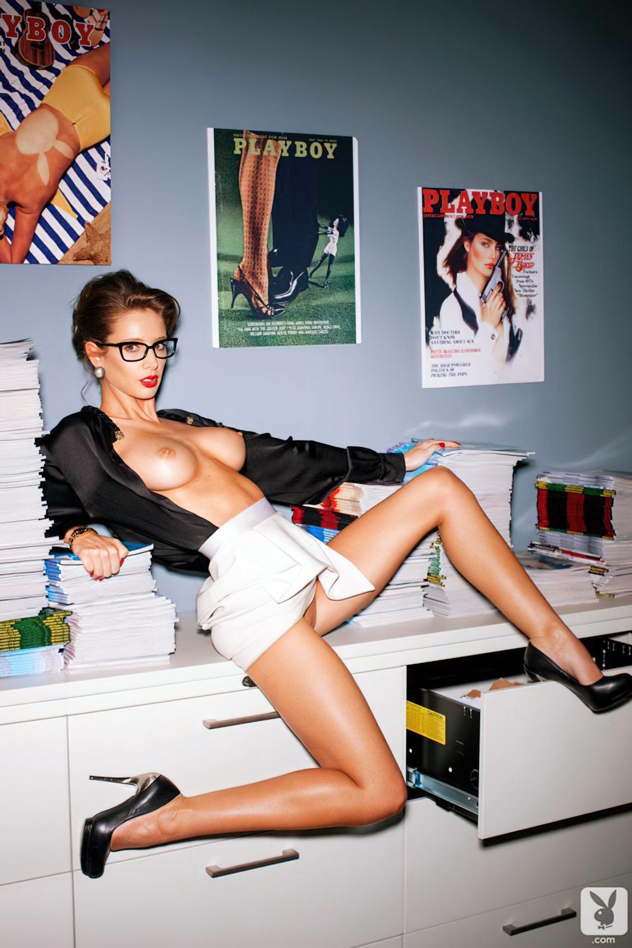 Secretária Sem Vergonha (6)