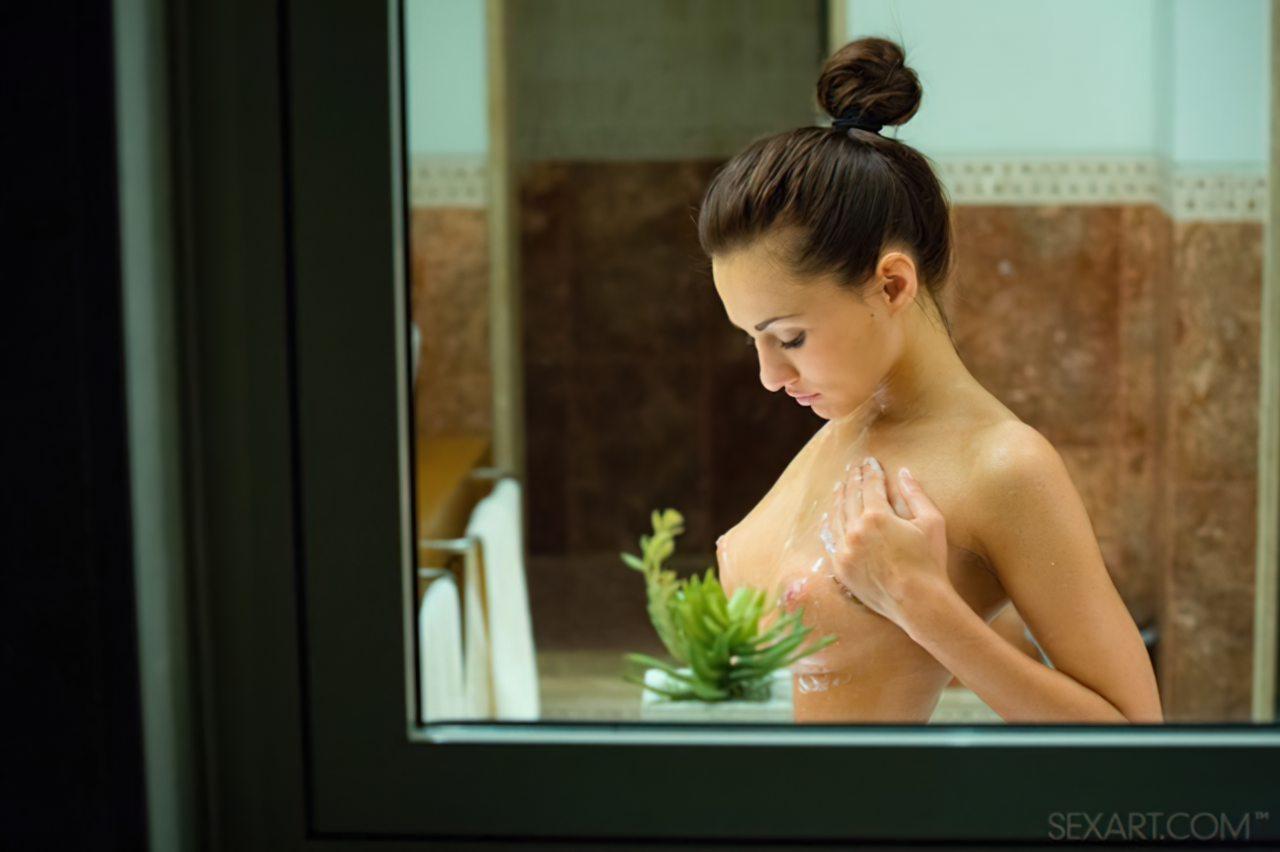 Gostosa no Banho (5)