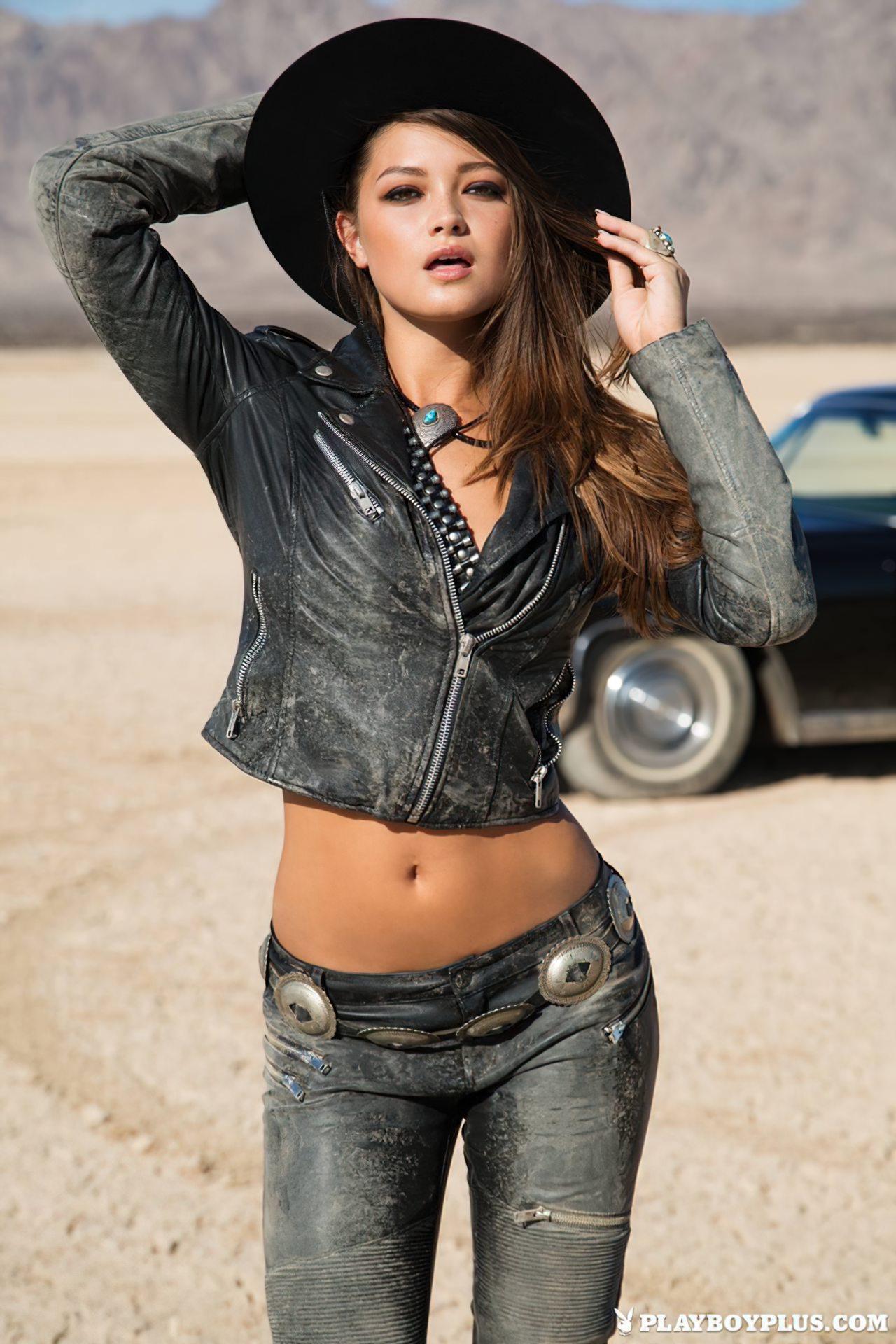 Chelsie Aryn Nua Playboy (9)