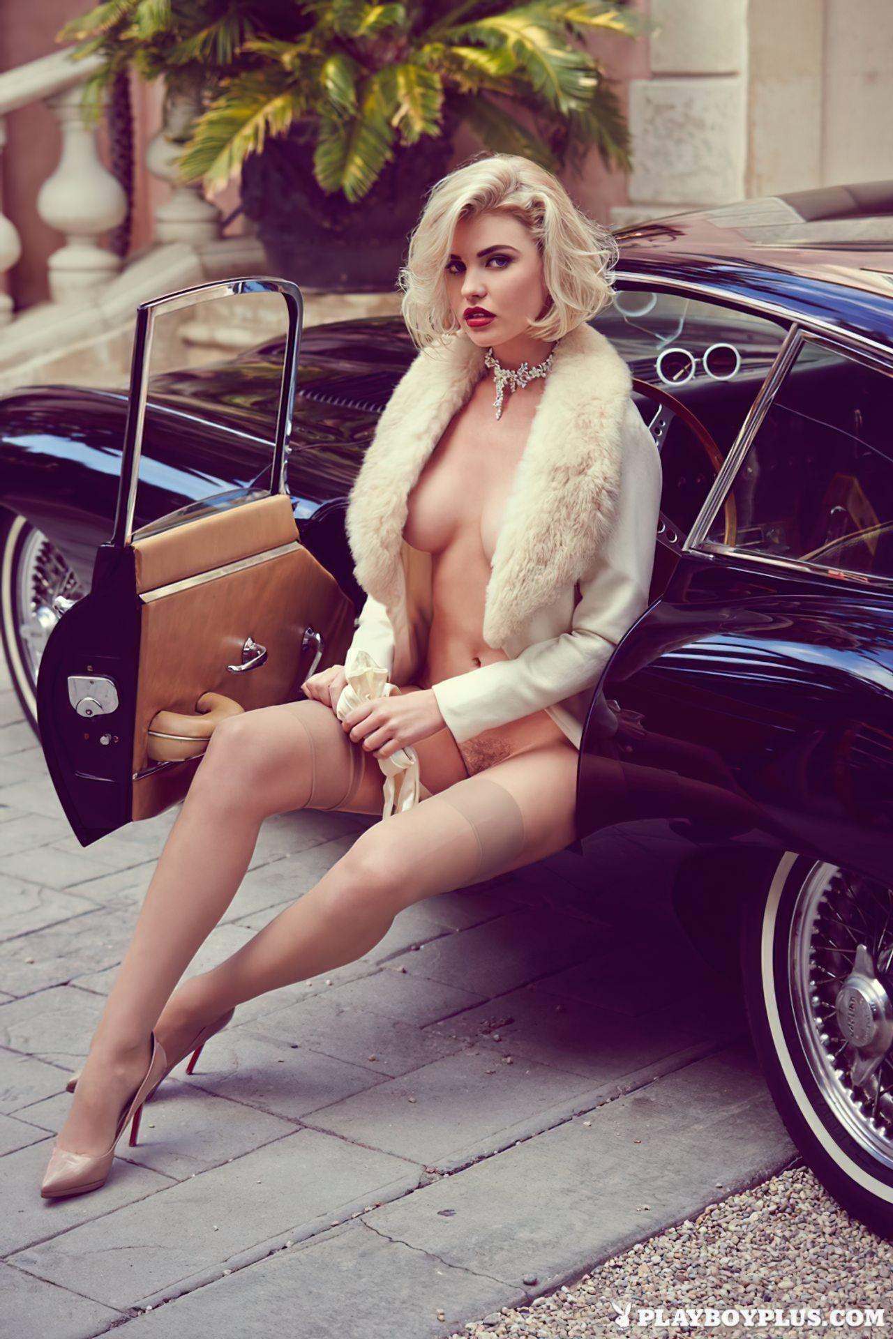 Kayslee Collins Playboy (1)