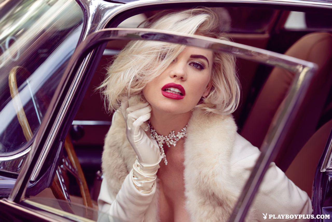 Kayslee Collins Playboy (5)