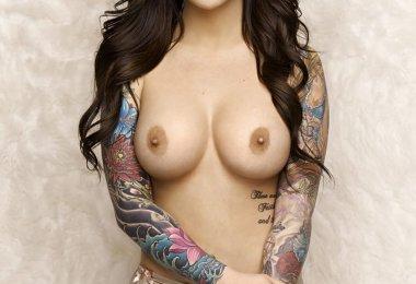 Deusa Tatuada
